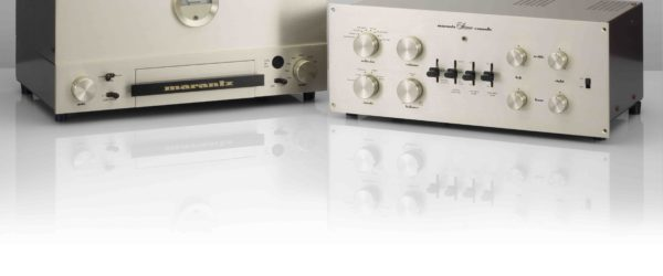 Marantz Legendary Set Model 7 Pre Amp Model 9 Monoblock Vorverstärker