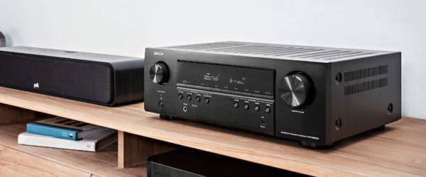 Denon AVR S-Serie AV Receiver Heimkino Home Cinema Heos