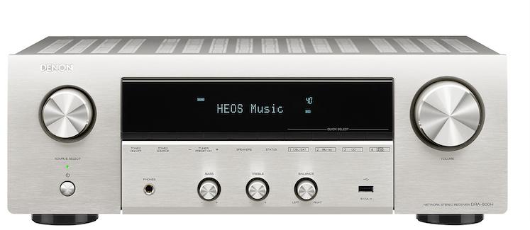 Denon DRA-800H Front Stereo Netzwerk Receiver