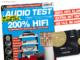 AUDIO TEST Titel 5/2019 Magazin Heft HiFi Spezial High End Lautsprecher Technics Plattenspieler Vinyl No. 2 Marantz