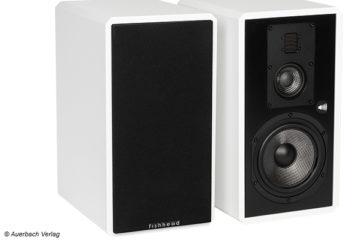 Test Review Fishhead Audio Resolution 1.6 BS Lautsprecher Kompakt Regal Speaker