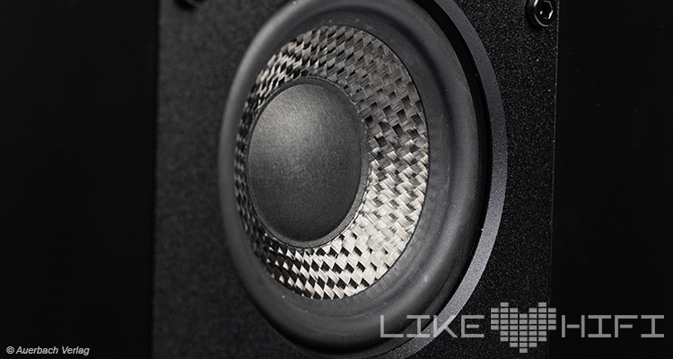Test Review Fishhead Audio Resolution 1.6 BS Lautsprecher Kompakt Regal Speaker