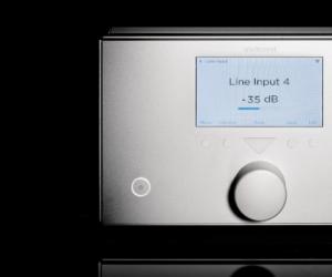 Audionet HUMBOLDT Seitenansicht Esslinger Inside Vollverstärker High End Referenz Verstärker Amp
