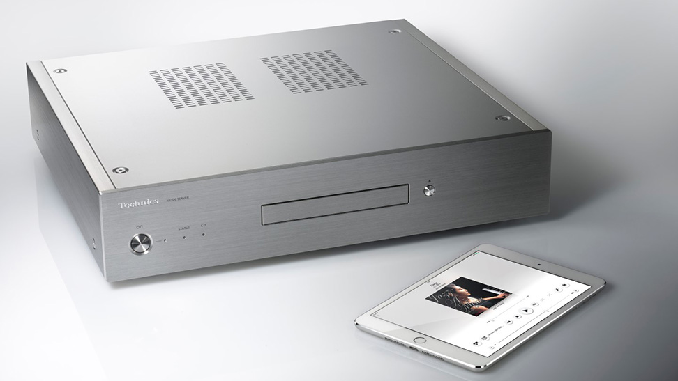 Technics ST-G30 Musikserver Server Music HiFi