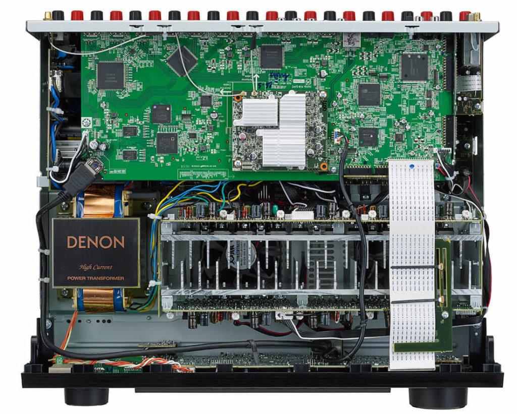 Denon AVR-X3600H AV-Receiver Heimkino
