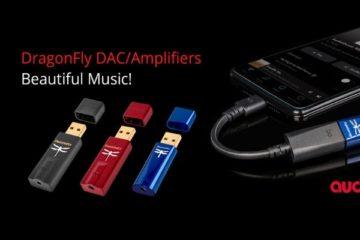 AudioQuest DragonFly Cobalt DAC DA Wandler