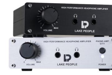Lake People G111 Kopfhörerverstärker Amp Headphones
