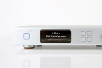 Aurender A100 Streamer Netzwerk Music Player Streaming High End