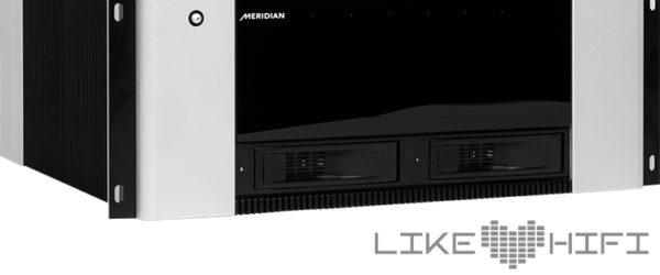 Meridian Audio Media Core 600 Test Testbericht Review Streaming Multiroom Media Server