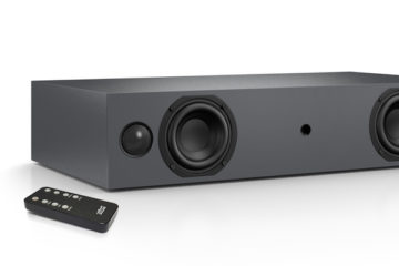 Nubert nuBox AS-225 Soundbar Sounddeck Heimkino