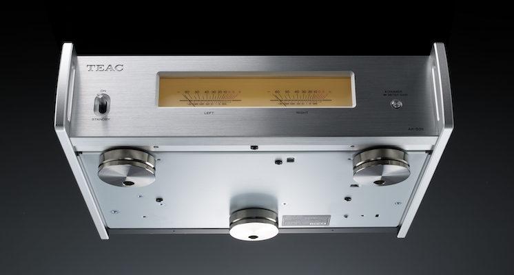 TEAC AP-505 Stereo-Endverstärker Endstufe 505 Reference Serie Verstärker Amp