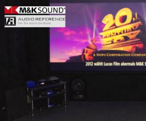 Audio Reference Heimkino Showroom Hamburg M&K Sound Krell