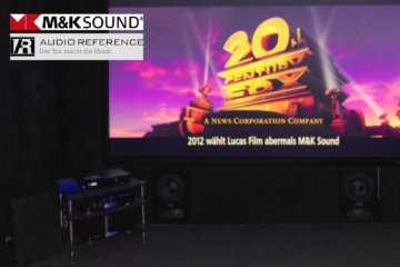 Audio Reference Heimkino Showroom Hamburg M&K Sound Krell