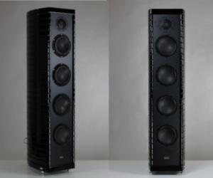 Gauder Akustik Berlina RC7 Black Edition schwarz Lautsprecher High End Speaker