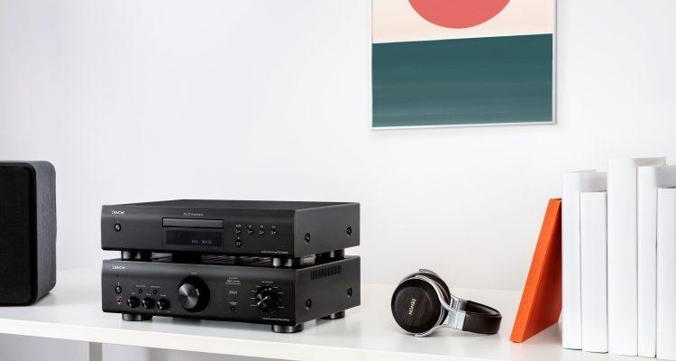 Denon Verstärker CD-Player PMA-600NE DCD-600NE Amp 600er Serie