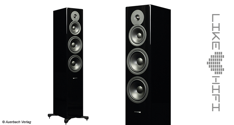 Testbericht: Dynaudio Evoke 50 Standlautsprecher floor speaker high end hifi test review