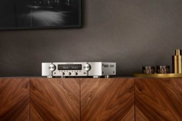 Marantz NR1200 Stereo Netzwerk Receiver Verstärker Slim Design