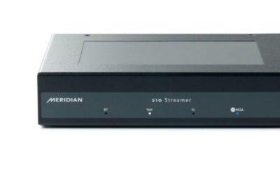 Meridian Streamer 210