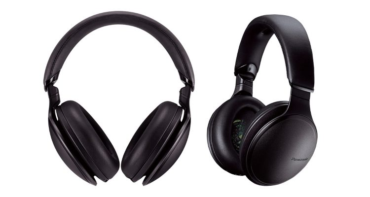 Panasonic HD610N HD305B Kopfhörer Headphones HighRes Active Noise Cancelling ANC Sprachsteuerung Bluetooth