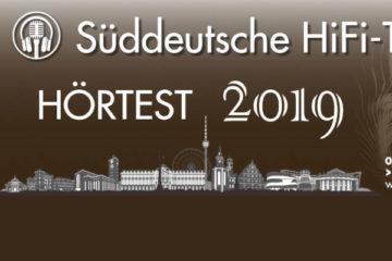 SDHT 2019 Süddeutsche HiFi Tage Stuttgart Hörtest