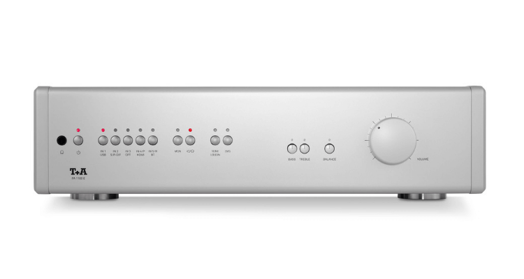 T+A PA 1100 E Verstärker DAC Wandler Stereovollverstärker Amp HiFi High End News Test Review