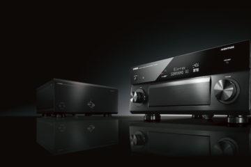Yamaha Vorstufe CX-A5200 Endstufe MX-A5200 Heimkino Surround