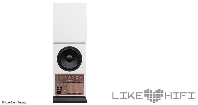 Lyravox Karlina Pure Test Review Aktivlautsprecher Speaker Active DSP AUDIO TEST Scanspeak