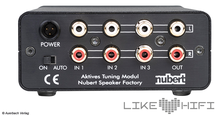 Test Nubert ATM Aktives Tuning Modul Review