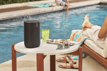 Sonos Move Speaker Lautsprecher Smart Bluetooth Streaming Multiroom