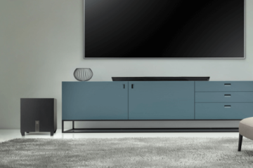 Definitive Technology: Ultraschlanke Soundbar