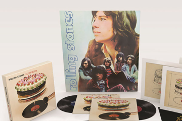 Rolling Stones Let It Bleed Reissue Vinyl Box Set 50th Anniversary