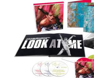 Freddie Mercury Never Boring Box Set CD Queen