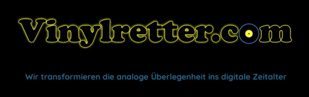 Vinylretter.com Logo Vinyl