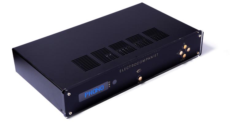 Electrocompaniet Vollverstärker ECI-80D Amp Stereo
