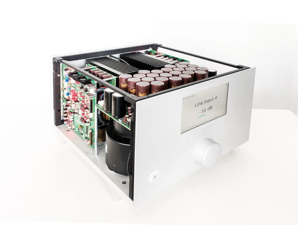 Innenansicht Audionet Humboldt