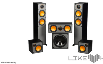 Monitor Audio Monitor Serie Test Review