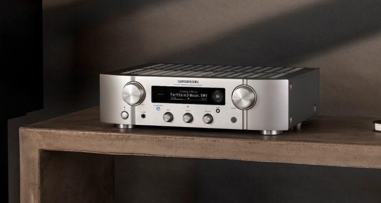 Marantz PM7000N Stereo Vollverstärker Amp Hires
