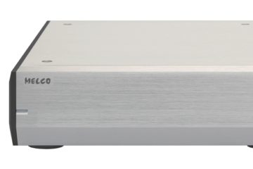 Melco S100 Audio Switch Streaming