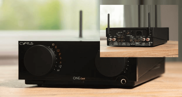 Cyrus One Cast Streaming Amp Verstärker Multiroom