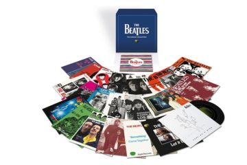 The Beatles Singles Collection Vinyl Reissue Box Set Single 7 Inch Fanbox
