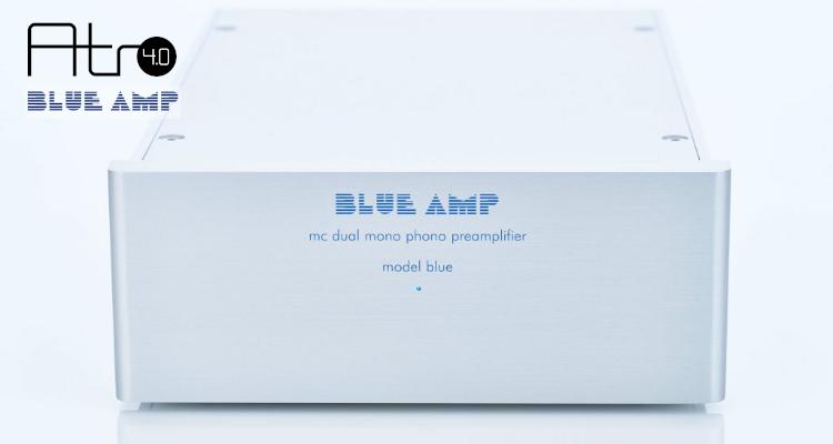 ATR Blue Amp Logo Audio Trade Vertrieb