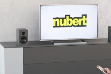 Nubert nuBox A-125 aktivlautsprecher boxen speaker