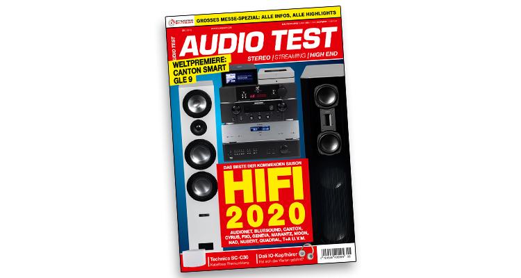 AUDIO TEST Magazin Mitteldeutsche HiFi-Tage 2019 MDHT Messe Leipzig