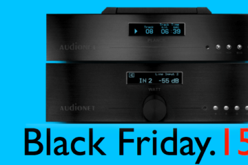Titelbild: Black Magic Friday Audionet