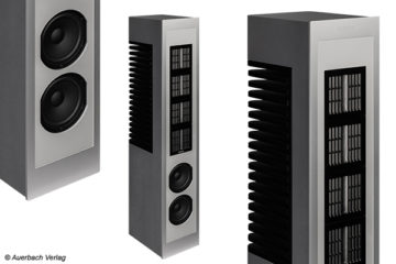 Test Piega Master Line Source MLS2 Standlautsprecher High End Review Speaker