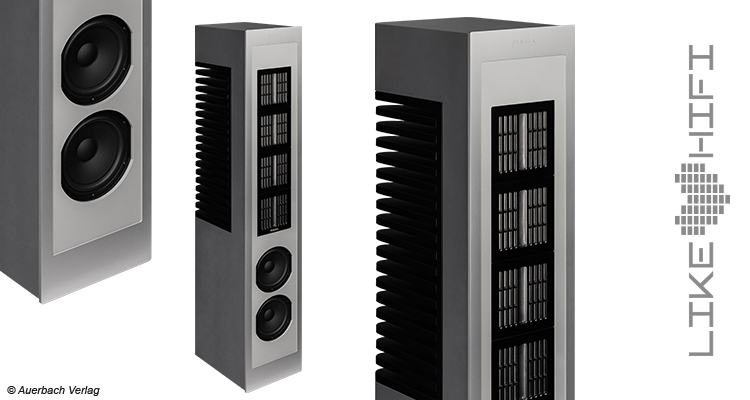 Test Piega Master Line Source MLS2 Standlautsprecher High End Review Speaker