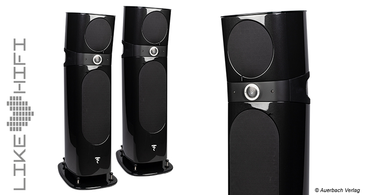 Focal Sopra No. 2 Standlautsprecher Speaker Lautsprecher Test Review