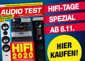 AUDIO TEST 08/2019 MDHT Spezial HiFi Tage