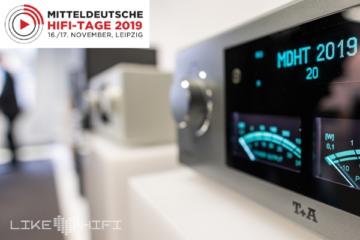 Mitteldeutsche HiFi Tage 2019 T+A HiFi Leipzig Kaufen