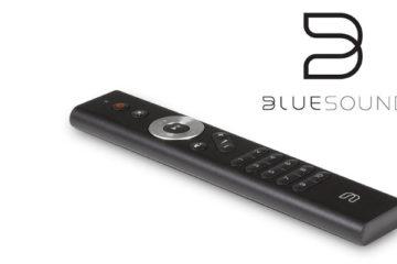 Bluesound Fernbedienung RC1 Steuerung App